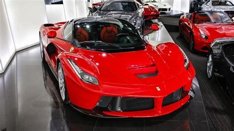 Two Ferrari LaFerraris are for sale in Dubai - Autoblog