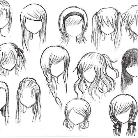 top  anime girl hairstyles collection sensod