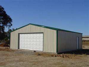 gold coast steel buildings photo gallery With 30x30 garage prices