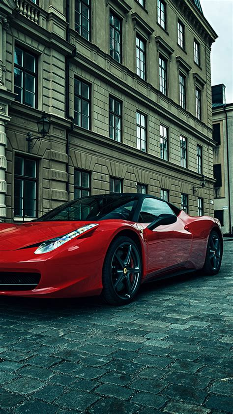 Iphone 6 ferrari hd wallpapers and backgrounds: Download Ferrari iPhone Wallpaper for Free: 50 Wallpapers