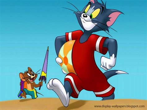 Tom And Jerry Cartoon New Wallpapers 2013