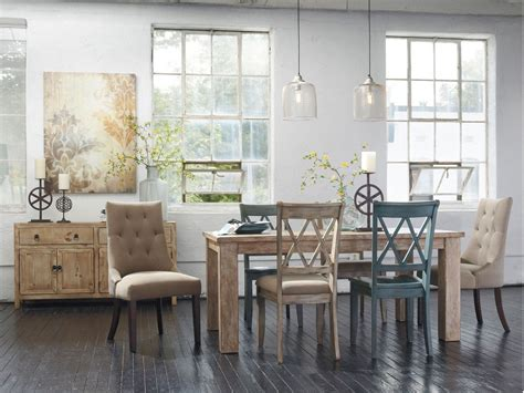 Mixed dining room chairs   large and beautiful photos