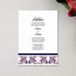 china manufacturer muslim wedding invitation card buy With format of muslim wedding invitation card