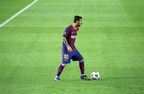 Lionel Messi Reveals He's Focused On Being A Team Player ...