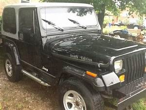 Find Used 1990 Jeep Wrangler Ozark Edition  6 Cylinder 4 0