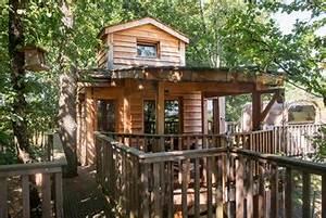 Cabane De Luxe : cabane du bois des nauzes avec spa en aquitaine ~ Zukunftsfamilie.com Idées de Décoration
