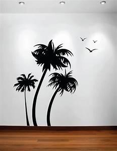 Wall decals tree grasscloth wallpaper