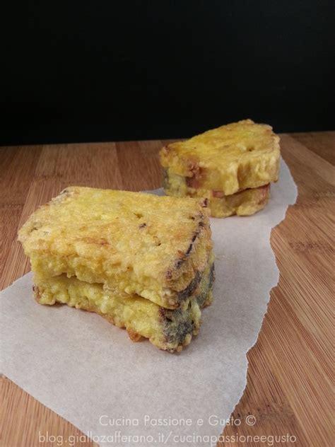 pane in carrozza ricetta pane in carrozza con melanzane cucina passione e gusto
