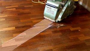 sanding and refinishing hardwood floors how to sand a floor With can you sand a floor with a hand sander