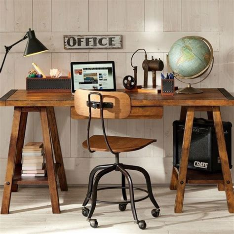 industrial style home office desk 16 classy office desk designs in industrial style simple