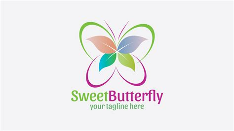 free logo design templates sweetbutterfly free logo design zfreegraphic free vector logo downloads
