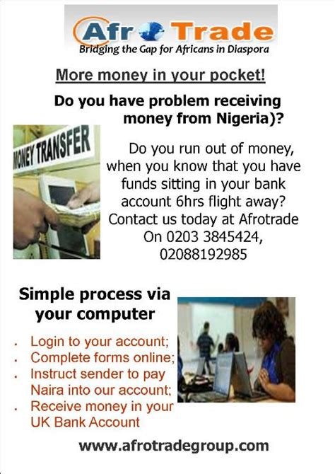 Easiest Way Send Money From Nigeria Business