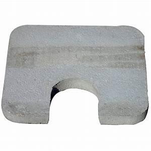 Couvercle Fosse Septique Plastique : couvercle en b ton pour regard 30 x 30 cm gris caniveau ~ Dailycaller-alerts.com Idées de Décoration