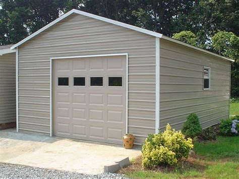 Quality Garages & Carports  Manufactured In Texas