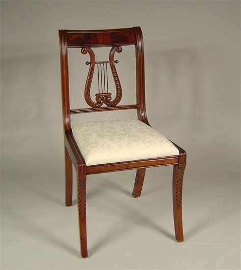 wooden harp back chairs antique harp chair antique furniture