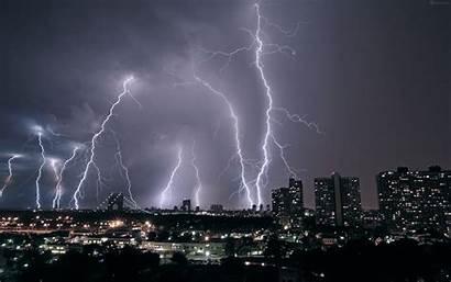 Lightning Storm Desktop Phone Nature Wallpapertag