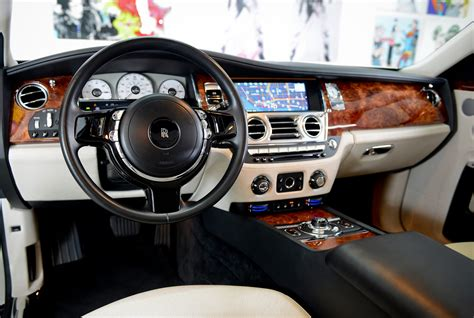rolls royce ghost inside rolls royce ghost interior luxury exotic car rental