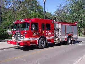 Fire Truck Engine