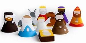 Fabriquer Un Personnage En Carton : 5 tutoriels pour fabriquer ses personnages de cr che ~ Zukunftsfamilie.com Idées de Décoration