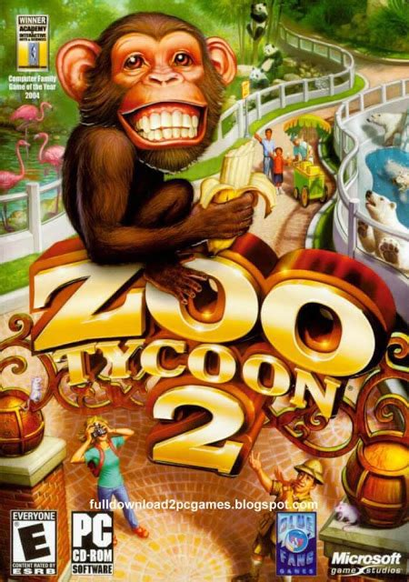 zoo tycoon game pc games windows features