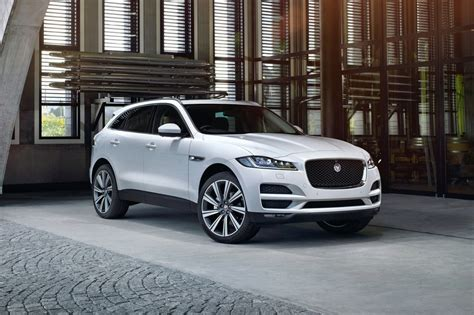2018 Jaguar F-pace Suv Pricing