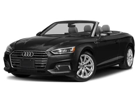 2018 Audi A5 Cabriolet  St Catharines