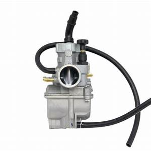 Pe 24mm Manual Carburetor Motorcycle Carb For 50cc 100cc