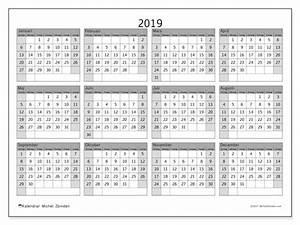 February 2020 Calendar Printable With Holidays Almanacka 2019 Se Download 2019 Calendar Printable With