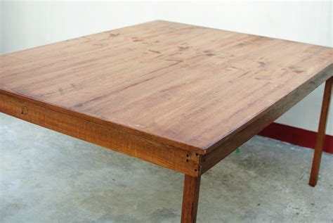 How To Build A Kitchen Table (with Pictures)  Wikihow