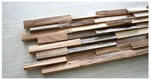 Panneau Bois Brut : panneau de parement bois interieur tableau isolant thermique ~ Nature-et-papiers.com Idées de Décoration