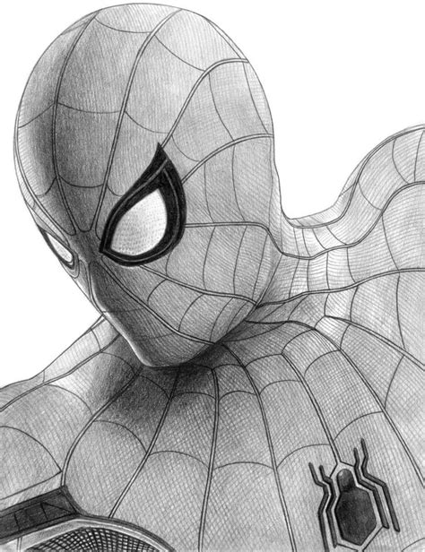Spiderman Homecoming by SoulStryder210 Desenho dos