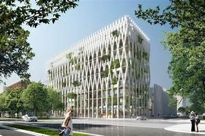 A Nice, Nexity Ywood va réaliser le plus haut immeuble de bureaux en structure bois Immobilier