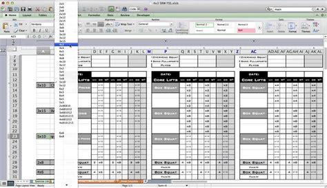 Workout Template Workout Template Excel Calendar Template Excel