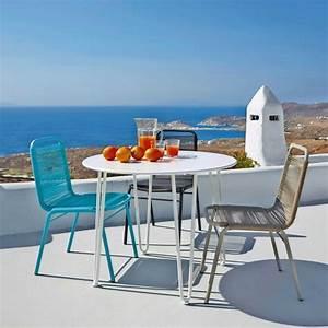 Chaise Vintage Maison Du Monde : chaise vintage m tal turquoise maisons du monde pickture ~ Melissatoandfro.com Idées de Décoration