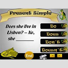 Present Simple Powerpoint Presentation