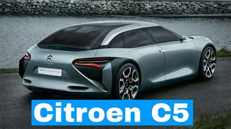 Citroen Ds5 2020 by News All New Citroen C5 Coming In 2020
