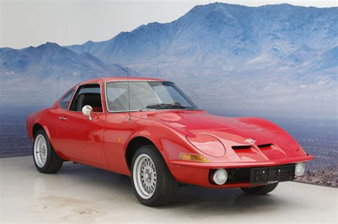 1972 Opel Gt For Sale by 1972 Opel Gt 1 9 For Sale Car And Classic