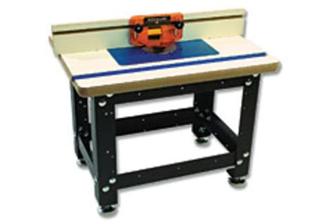 portable router table woodshop news