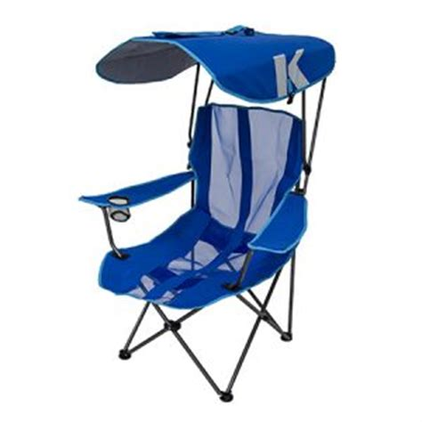 Kelsyus Original Canopy Chair With Ottoman by A Water The Official Swimways