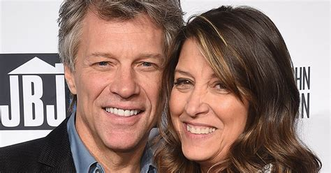 jon bon jovi  wife reveal    year marriage works