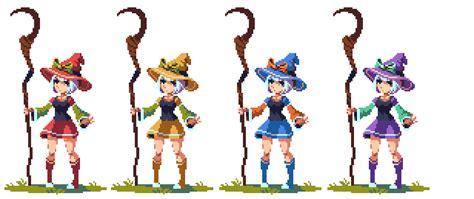 [oc] Witch Girl