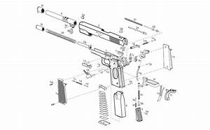 Springfield Armory 1911 Parts Diagrams