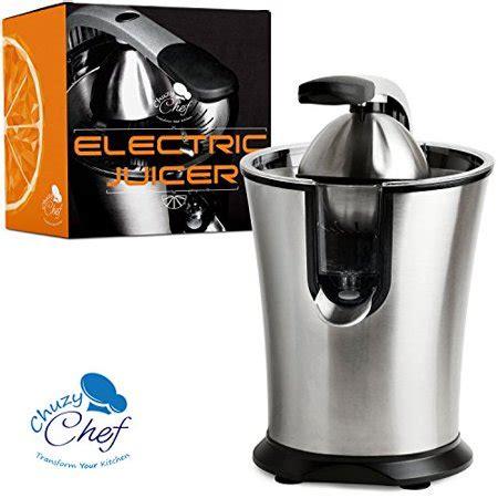 juicer electric lemon squeezer citrus stainless steel press lime orange chef compact juicers walmart dtoplist
