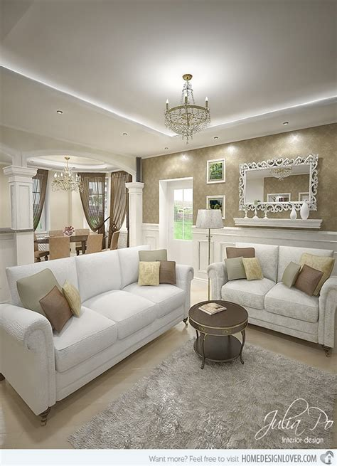 Beige And Living Room by 15 Beige Living Room Designs Living Room And