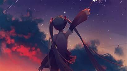 Hatsune Anime Miku Wallpapers Vocaloid 4k Desktop