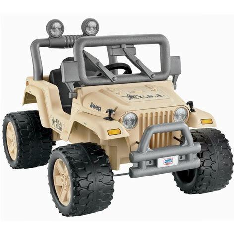 Camouflage Wheels Jeep
