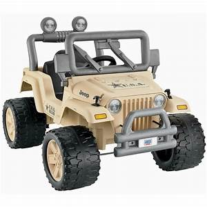Power Wheels Military Jeep Parts