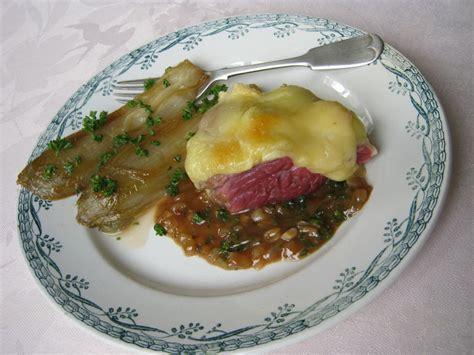 cuisiner basse cote basse côte de boeuf de chalosse au maroilles la cuisine
