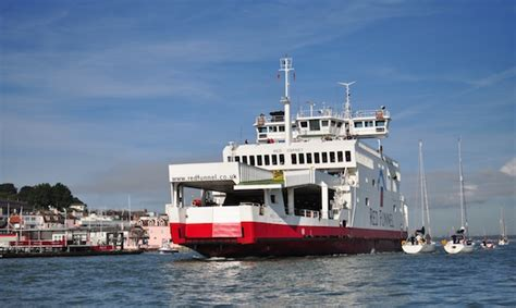 Red Boats Schedule by Solent Lep Investment Into Red Funnel Terminal At East Cowes