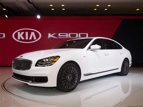 How Much Is The Kia K900 by All New 2019 Kia K900 Celebrates U S Debut At The New